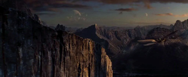 Kryptonian Landscape